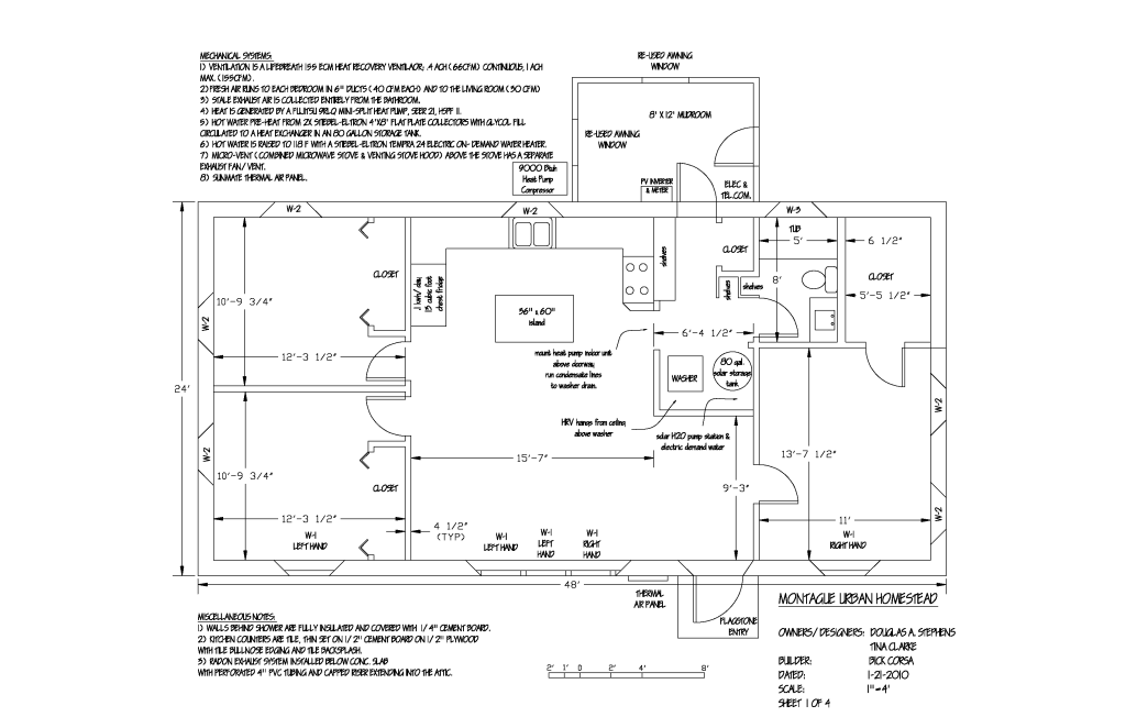 HeatSpring Magazine Free Floor Plan 10 Ways Passive House